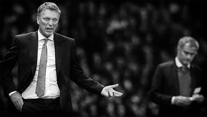 David Moyes, Jose Mourinho