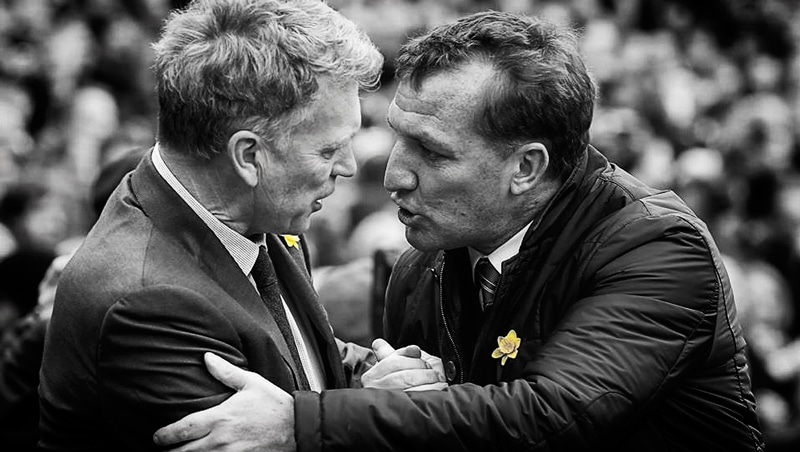 David Moyes, Brendan Rodgers