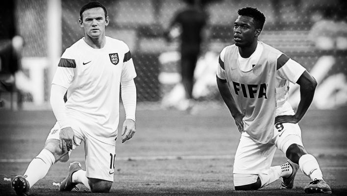 Wayne Rooney, Daniel Sturridge