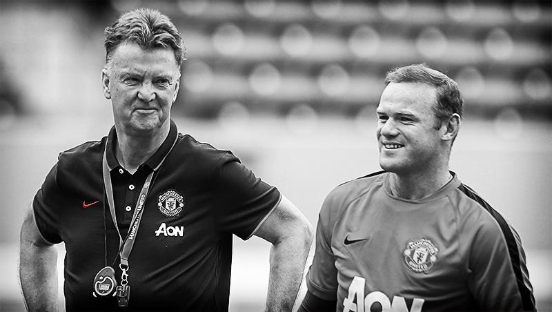 Louis van Gaal, Wayne Rooney