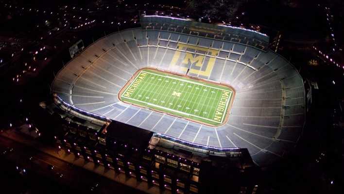 Michigan Stadium, Ann Arbor