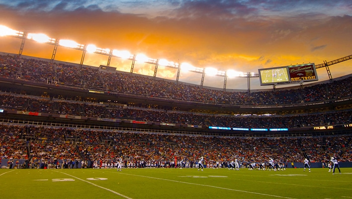 Sports Authority Field, Denver