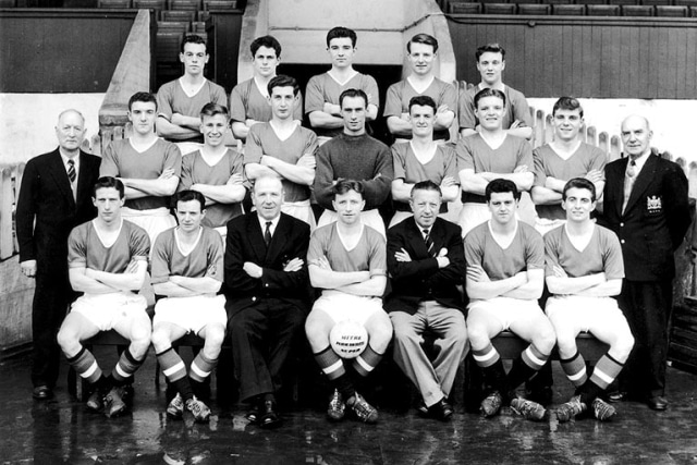 Busby Babes 1957
