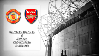 Manchester United v Arsenal, Premier League, Old Trafford, 17 May 2015