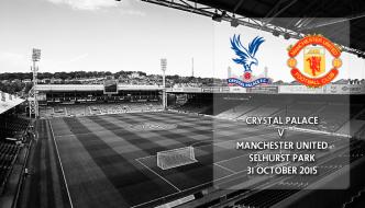 Crystal Palace v United: Van Gaal on the defensive