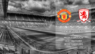 United v Middlesbrough: Reds in 'the red zone'
