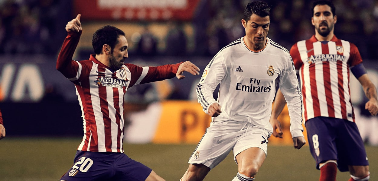 Real Madrid, Atletico Madrid