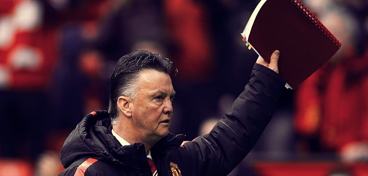 Louis van Gaal, Tactics
