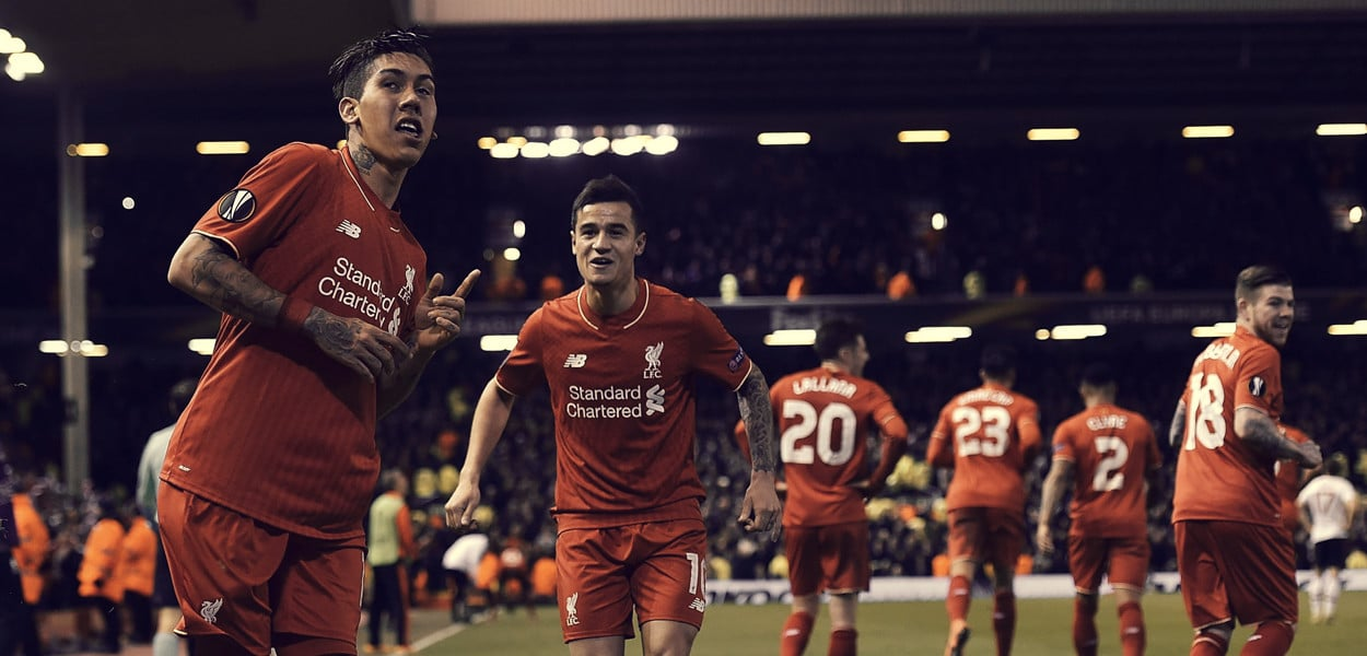 Firmino, Liverpool