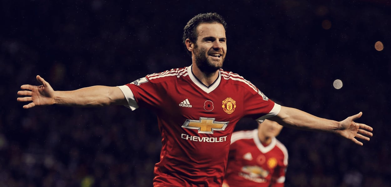 80e531a3aeb Juan Mata s role at the heart of Van Gaal s new look attack