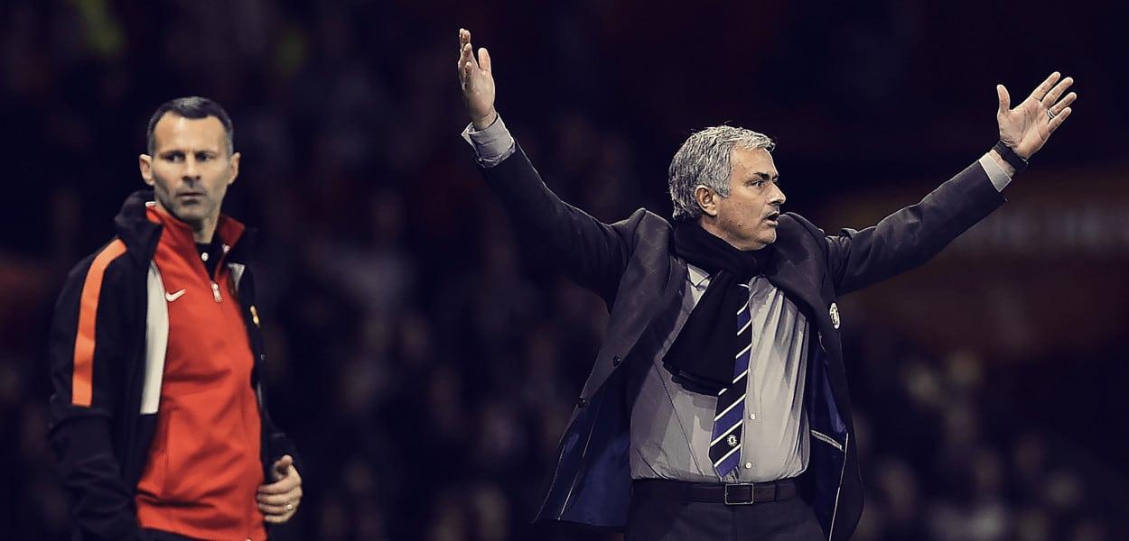 Ryan Giggs, Jose Mourinho
