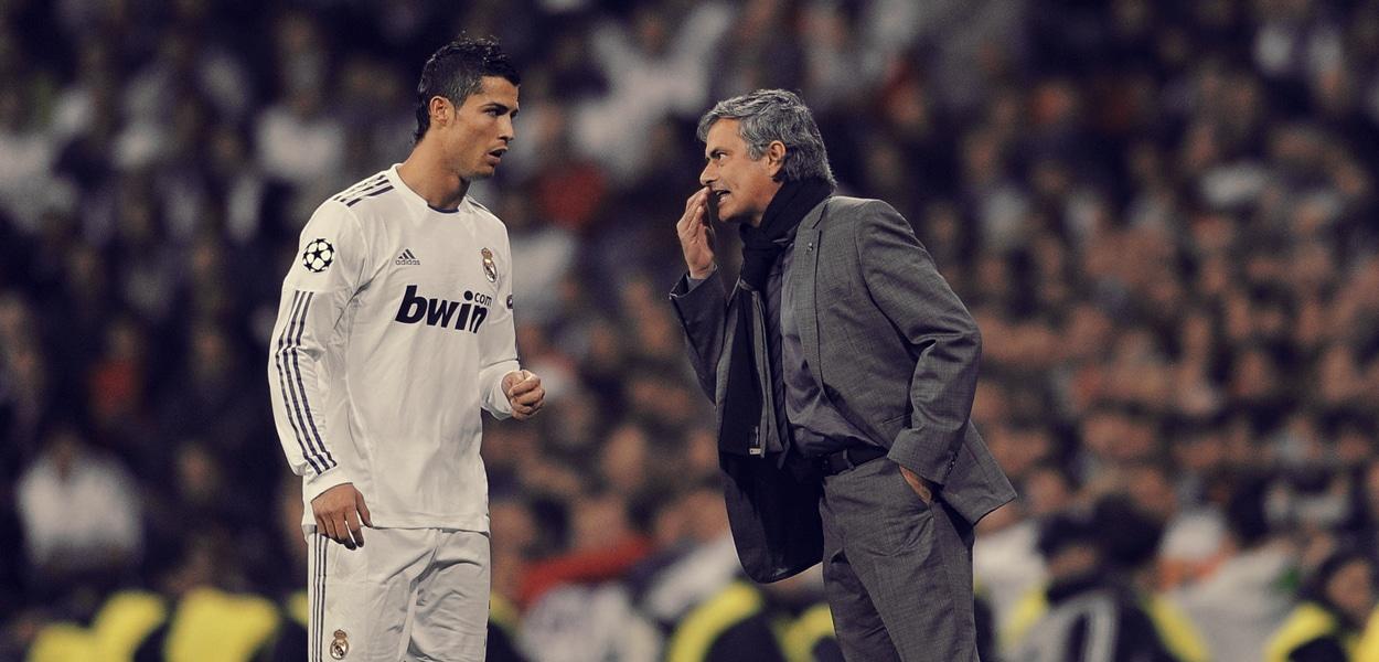 Jose Mourinho, Ronaldo