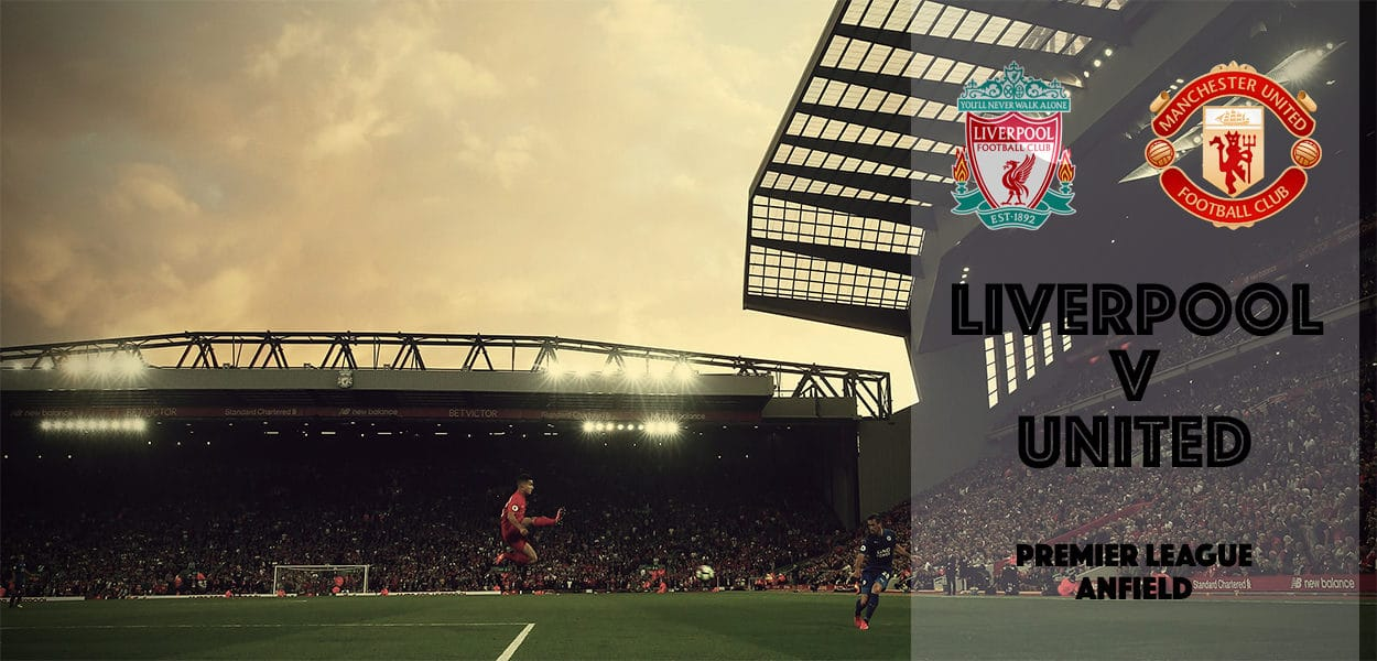 Liverpool v Manchester United, Premier League, Anfield, 17 October 2016