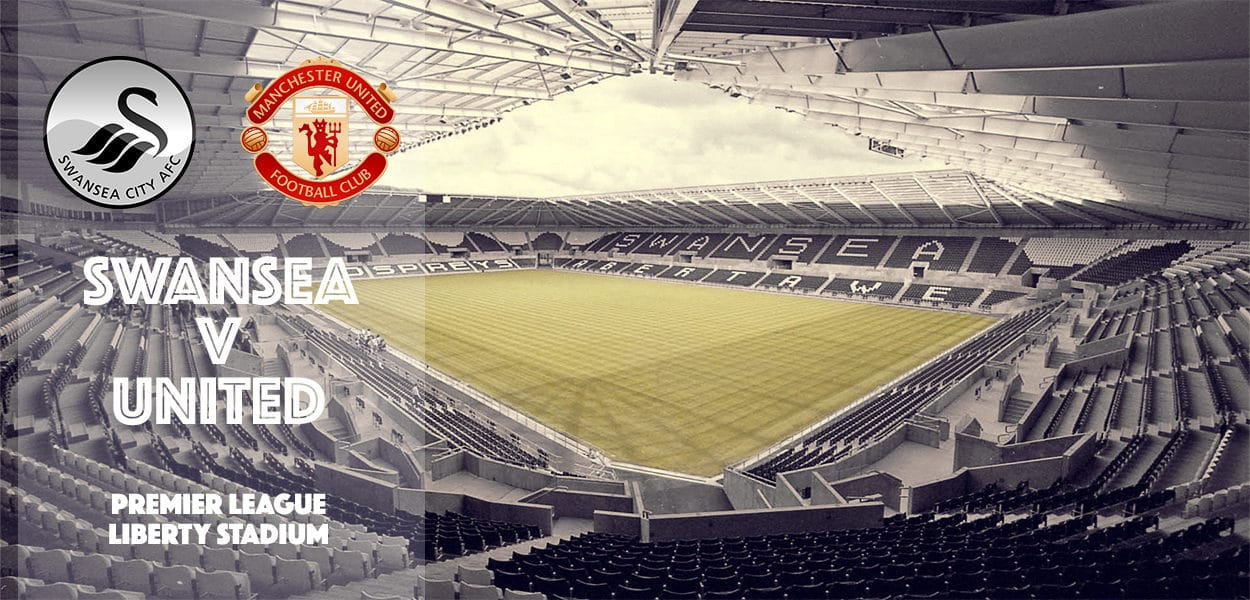 Swansea City v Manchester United, Premier League, Liberty Stadium, 6 November 2016
