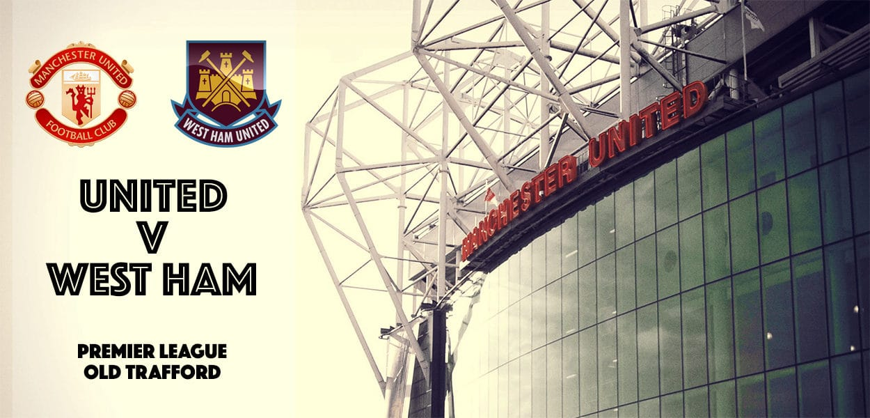 Manchester United v West Ham United, Premier League, Old Trafford, 27 November 2016