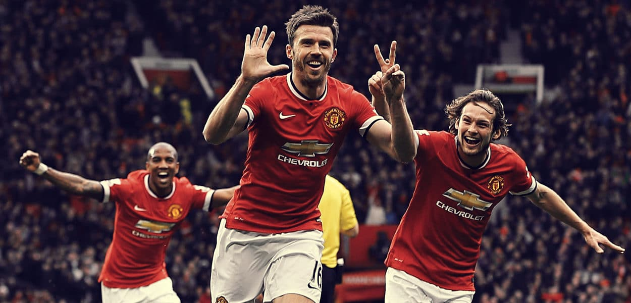Michael Carrick, Daley Blind