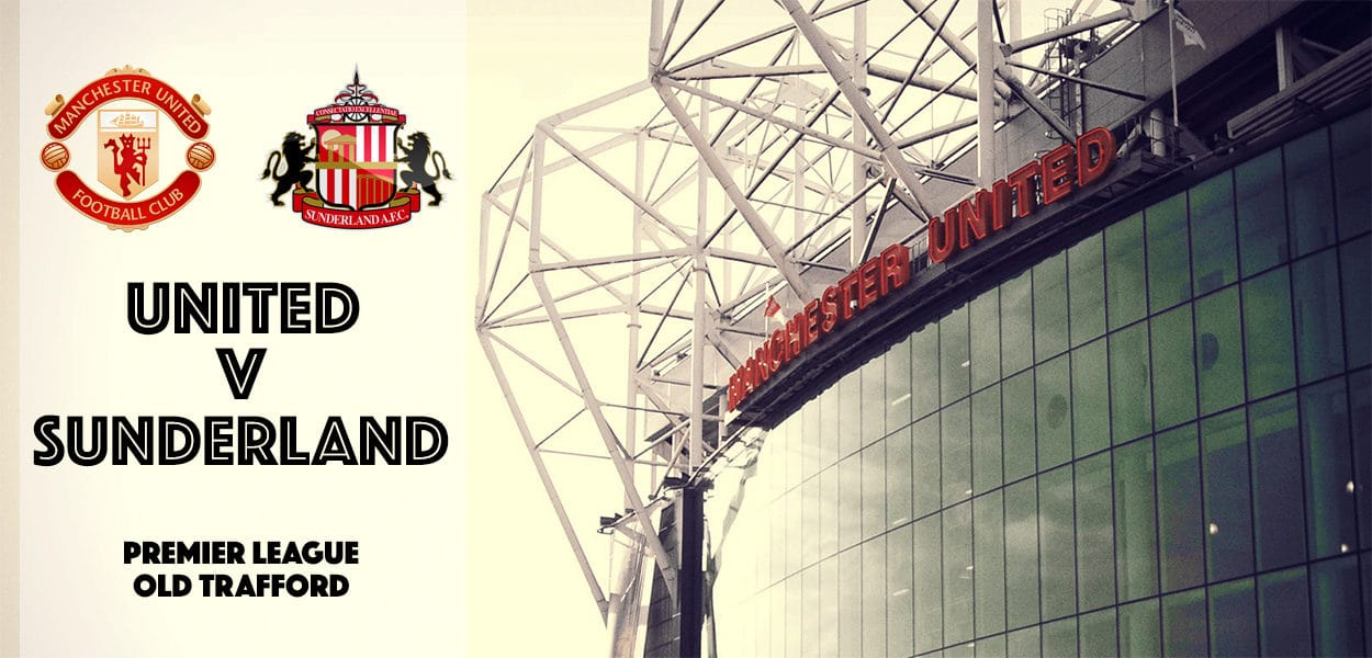 Manchester United v Sunderland, Premier League, Old Trafford, 26 December 2016