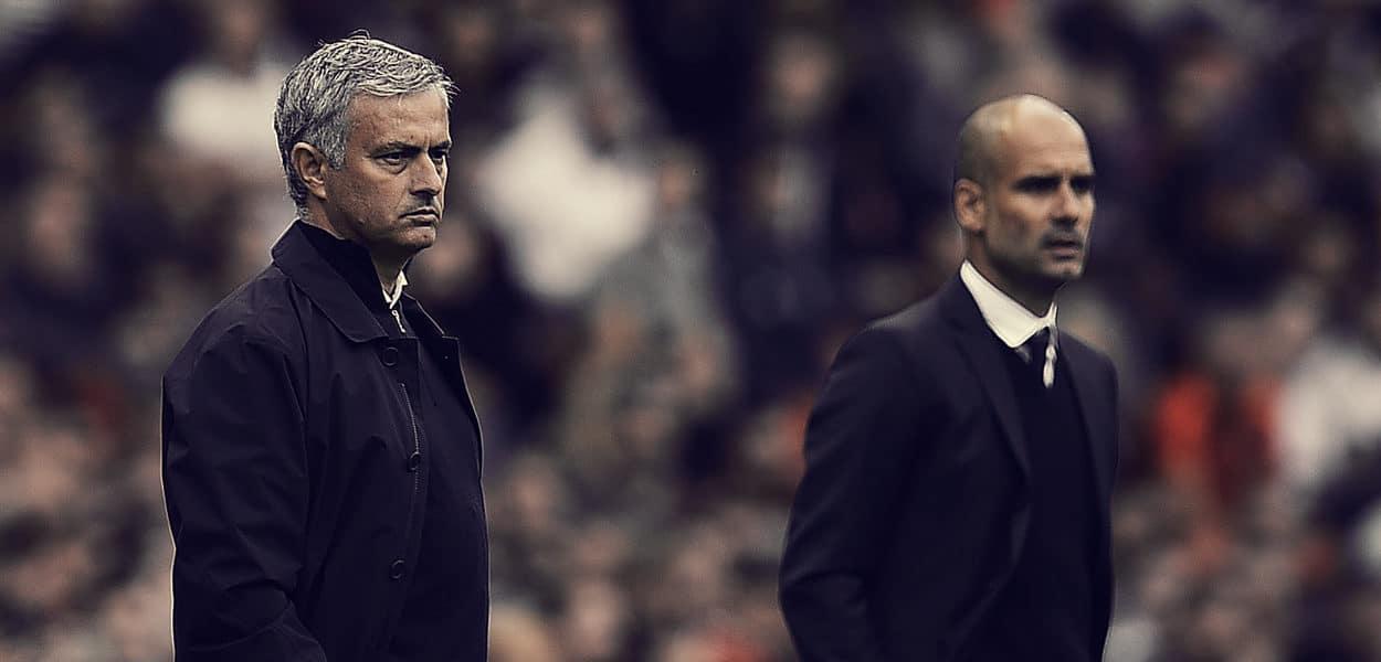 Jose Mourinho, Pep Guardiola