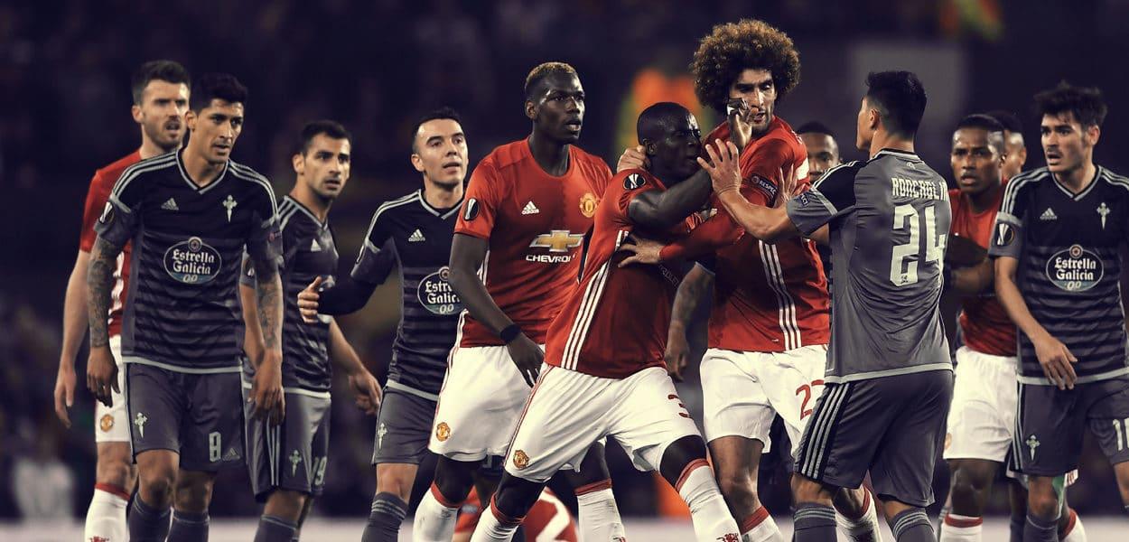 Manchester United, Celta Vigo