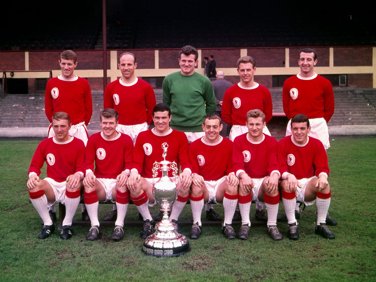 1963/64 Liverpool
