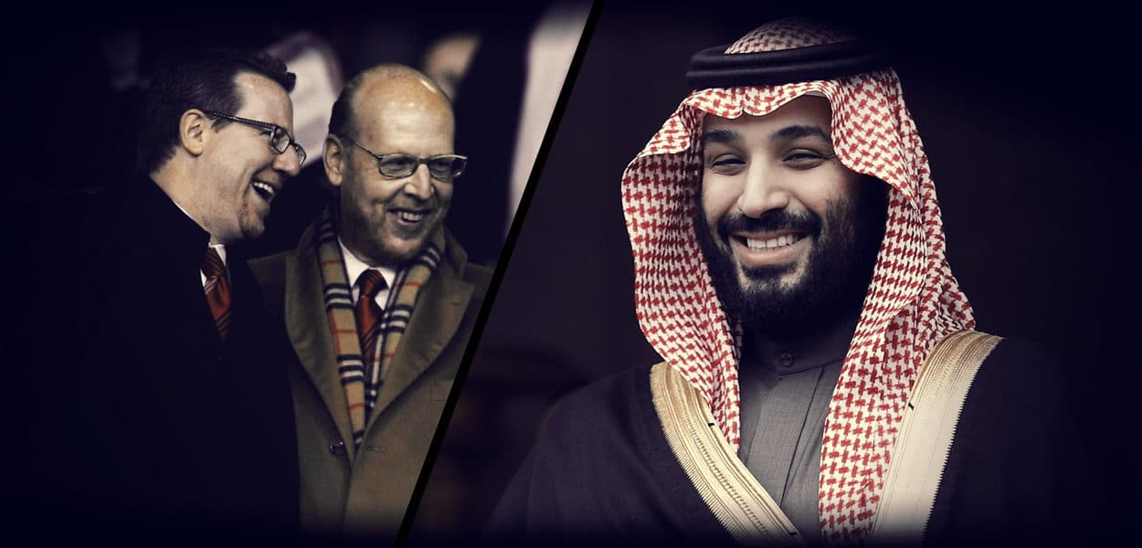 Glazers, House of Saud